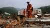 В Китае при обрушении здания детского сада погибли трое детей