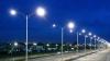 Работы по установке уличного освещения на проспекте Дачия завершатся в январе