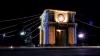 Часы на Триумфальной арке появились благодаря ошибке, допущенной проектировщиками