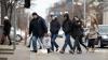 На прошлой неделе около 15 человек сбиты на столичных пешеходных переходах
