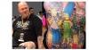 Австралийцу сделали татуировки 203 героев мультсериала «Симпсоны»