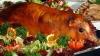 Владельцы горных пансионатов Румынии забили свиней, из которых приготовили праздничные блюда