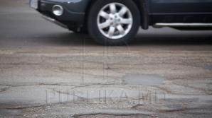 В шаге от трагедии! Столичный водитель чуть не спровоцировал серьезную аварию (ВИДЕО)