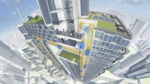Немцы работают над созданием лифта, передвигающегося во всех направлениях