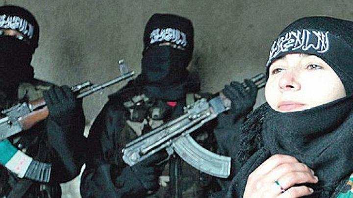 Секс джихад в сирии