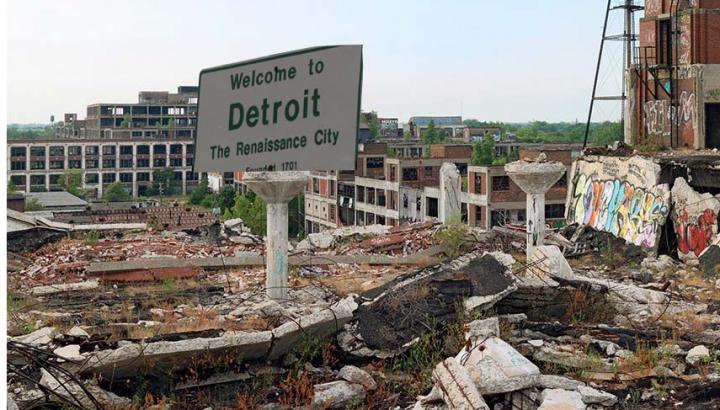 Детройт выходит из банкротства