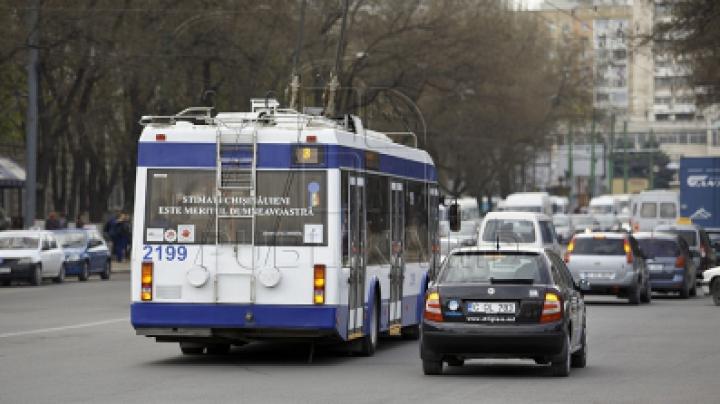 Столичное Управление электротранспорта продолжит сборку троллейбусов в Кишиневе