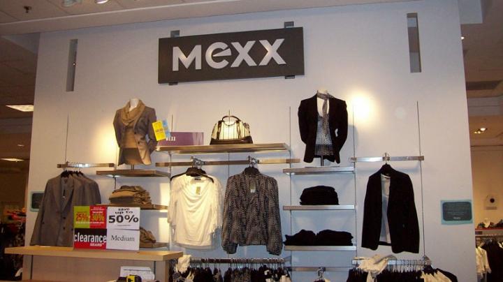 Голландский производитель одежды и аксессуаров Mexx объявлен банкротом