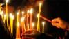 Тысячи верующих присутствовали на праздничных богослужениях в церквях