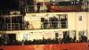 Корабль с 400 нелегалами на борту обнаружили дрейфующим в водах Адриатики