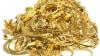 52 золотых кольца пытались незаконно вывезти из страны