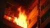 ВИДЕО с места пожара в столичном пригороде Вадул-луй-Водэ