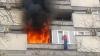 Крупный пожар в Вадул-луй-Водэ! Огонь гасили четыре бригады пожарных