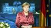 В новогоднем обращении Ангела Меркель заявила, что Германия поддержит Украину