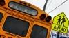 В Нью-Йорке столкнулись два школьных автобуса