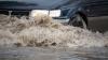 Потоп на столичной улице Вадул-луй-Водэ! Прорвало трубу