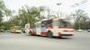 Многие жители столицы недовольны рекламой на троллейбусах