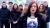 Эмоциональное обращение украинских студентов к российским (ВИДЕО)
