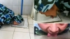 Студент вылизал пол и туалет, чтобы доказать их чистоту