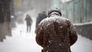 Минус 24 градуса и самая морозная ночь в этом году! Впечатления граждан