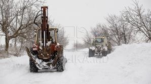 В ликвидации последствий снегопадов принимали участие более 300 спасателей