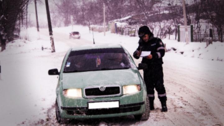 Парень находился за рулем машины, на которую у него не было никаких документов