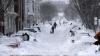 Нынешний февраль побил рекорды по количеству выпавшего в Бостоне снега