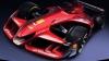 Ferrari представила концепт болида для гонок Формулы-1