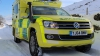 Volkswagen научил Amarok «вывозить пострадавших из глуши»