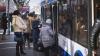 Полиция задержала двоих карманников, орудовавших в троллейбусах