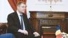 Президент Румынии Клаус Йоханнис прибыл в Кишинев
