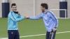 Знаменитые футболисты Серхио Агуэро и Давид Вилья вновь стали соперниками