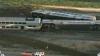 Крушение пассажирского поезда в Калифорнии: 30 человек пострадали (ВИДЕО)