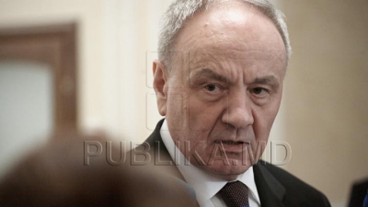 Тимофти советуется с коммунистами: фракция ПКРМ приглашена в госрезиденцию