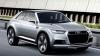 Audi выпустит электрический внедорожник