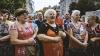 Десятки пенсионеров вышли на протест в Рыбнице