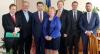 Виктор Осипов обсудил приднестровский вопрос с делегацией из Голландии