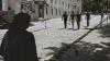 Пешеходная улица в центре столицы продолжает притягивать машины (ФОТО)