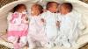 Женщина из Оргеева родила сразу четверых близнецов