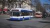 ДТП в столице: два троллейбуса столкнулись на круговой (ФОТО)