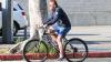 Шварценеггера задержали за езду на велосипеде без шлема