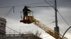Часть Кишинева останется без электричества на выходных: адреса