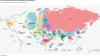 Яндекс выяснил, что пользователи хотят знать о странах мира