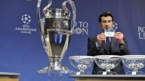 Определились последние участники 1/4 финала Лиги чемпионов
