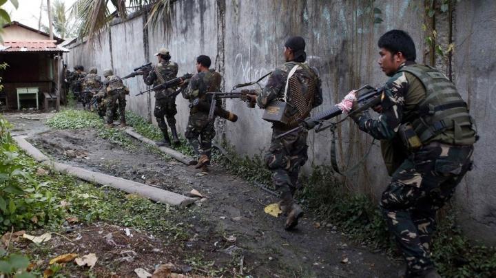 Филиппинская армия уничтожила 139 исламистов