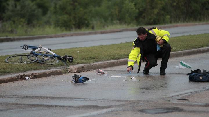 ДТП в Дрокии: пьяный водитель отвез сбитого им велосипедиста в больницу и скрылся (ФОТО)