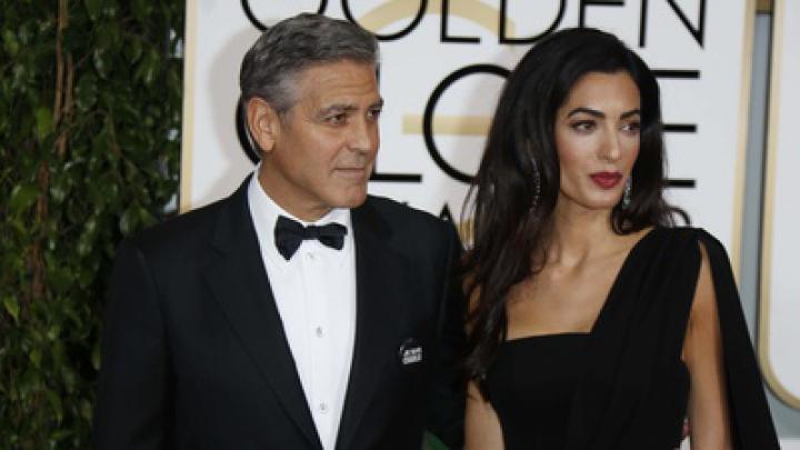 Ремонт в доме помирил Джорджа Клуни с его женой