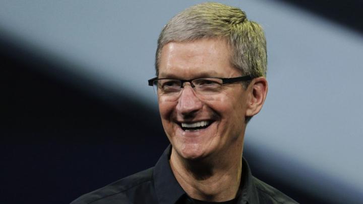 Глава Apple намерен отдать всё своё состояние на благотворительность