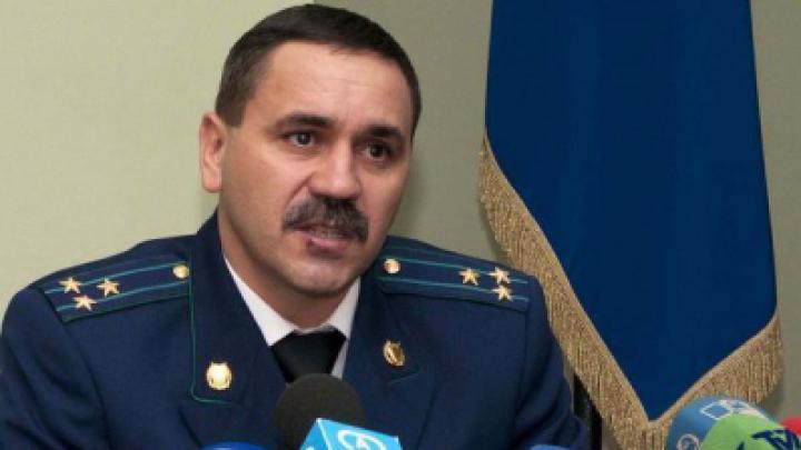 Заместитель генпрокурора Молдовы Андрей Пынтя освобожден от должности