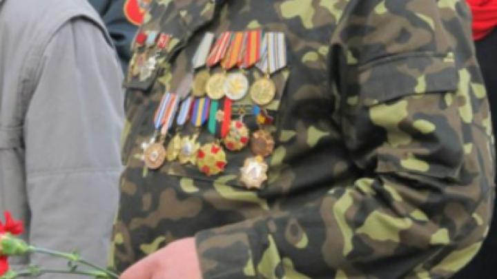 """Ветераны конфликта на Днестре прошли """"Маршем мира"""" по селу Коржево"""
